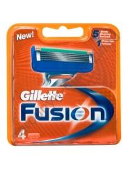 Gillette-Fusion 4шт